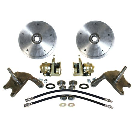 DROP SPINDLE, FRONT DISC BRAKE KIT 5/205 LINK PIN