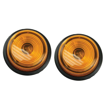 CAL-LOOK TURN SIGNALS AMBER. PAIR