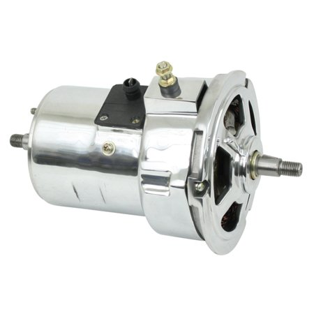 90AMP Alternator, Polished 15-1600 beetle engines