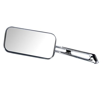 SANDRAIL ALUMINIUM BILLET RECTANGLE MIRROR. PAIR