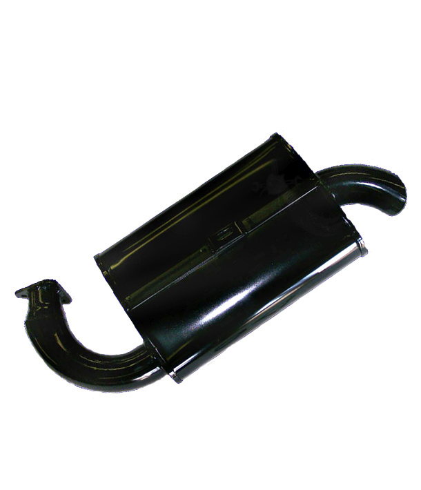 PHAT Boy Muffler BLACK