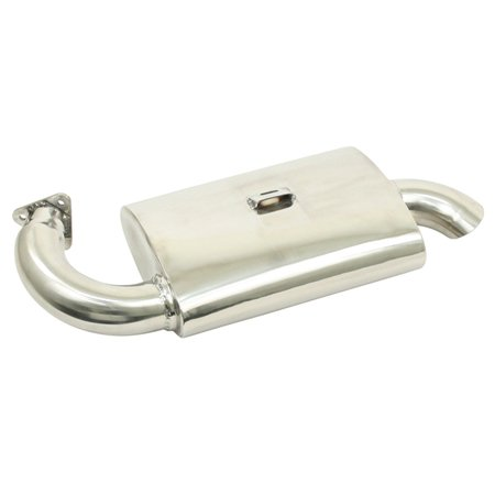 PHAT Boy Muffler STAINLESS STEEL