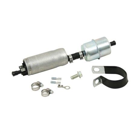 In-line fuel pump & filter kit