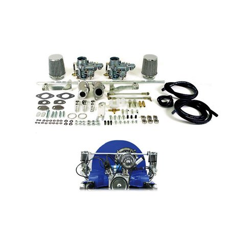 EMPI EPC 34 dual kits - Single Port Engines