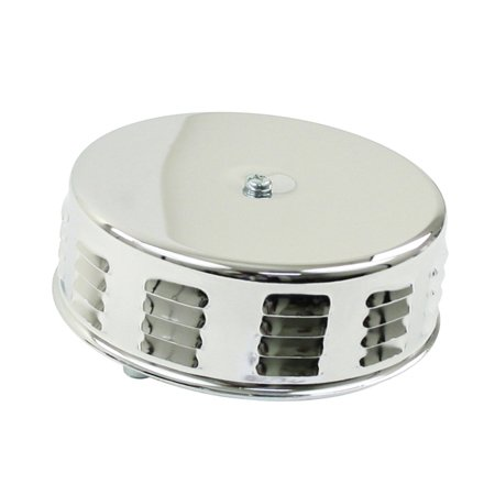 VW BEETLE CHROME LOUVERED AIR CLEANER