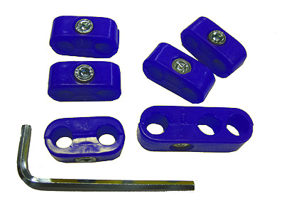 Wire Seperator BLUE