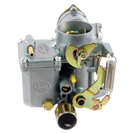 EMPI Stock Carburetor, 34Pict 3, Dual Port