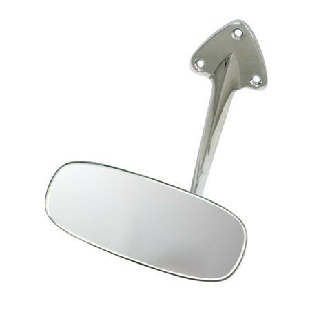 REAR VIEW MIRROR, TYPE 1 SEDAN 65-67