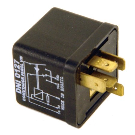 Relay - headlight dimmer switch 5 prong 12V