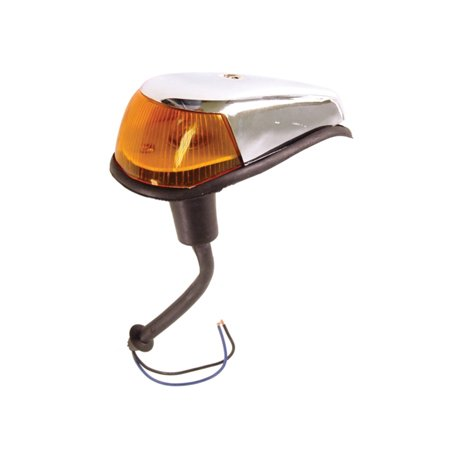 VW BEETLE TURN SIGNAL ASSY., 58-65, AMBER, EACH