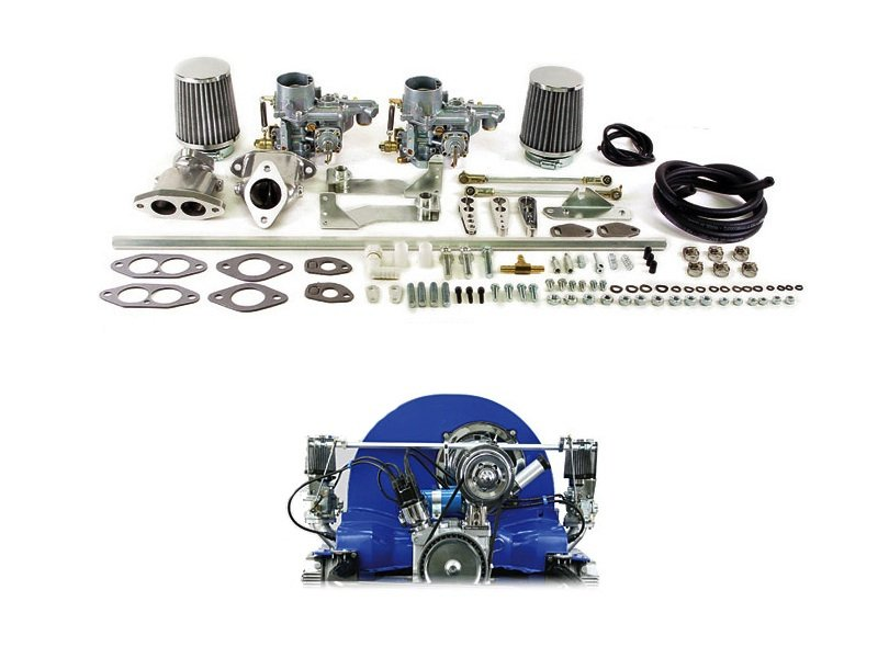 EMPI EPC 34 dual kits - Dual port engines