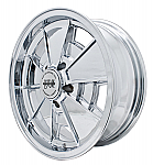 BRM ALLOY WHEELS All CHROME 5x 112 Bus