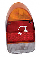 Tail Light Lens Euro Bug 71-72 LEFT