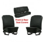 Seat Covers  Type 1, 65-67