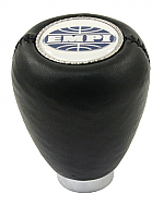 Shift Knob, Empi Logo Black Vinyl