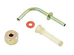 Gas Tank outlet pipe kit bug, early bus, fastback / squareback 62-74