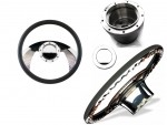 "Sidewinder Billet Steering Wheel Set ""Terminator"""
