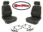 Race-Trim High Back Seats L & R