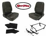 Race-Trim low Back Seat & door panel Interior Package