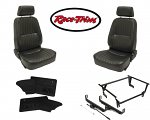 Race-Trim High Back Seat & door panel Interior Package