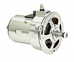 Chrome alternator 75AMP