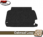 TMI Trunk Carpet Bug 68-78 oatmeal