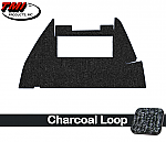 TMI Trunk Carpet Bug 56-59 Charcoal