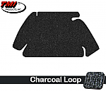 TMI Trunk Carpet Bug 60-68 charcoal