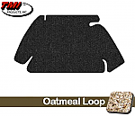 TMI Trunk Carpet Bug 60-68 Oatmeal Loop