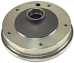 Brake Drum Front, 5x205 bug 58-67 Ghia 56-66 EACH