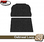 TMI Trunk Carpet Super Bug 71-74 oatmeal