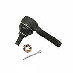 Tie rod end left inner bug 5/68 to 77 ghia 68-74