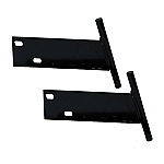 T-Bars Black 68-74 front or rear PAIR