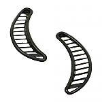 Half Moon Vent for VW Beetle 1970 on  PAIR