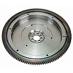 Chromoly lightened Flywheel, 12-volt, 200mm, 130 tooth 8 std dowel lightened