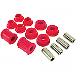 Control arm bushing kit super beetle 15 pc