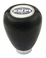 Shift Knob, Empi Logo Black Vinyl