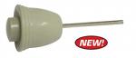 Wiper Switch Knob Grey Bug 64-68