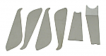 I.R.S. Trailing Arm Box Kit 6pcs