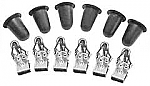 Door panel clips & Boots 100 pc Kit