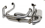 Sidewinder Sideflow Exhaust System Stainless steel