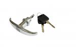 T-Handle Deck Lid Lock w/Keys, Type 2, 55-63