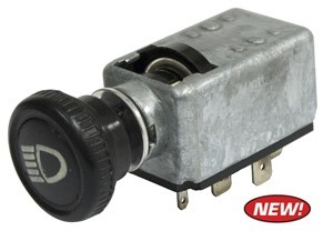 Headlight Switch, Type 1 68-70
