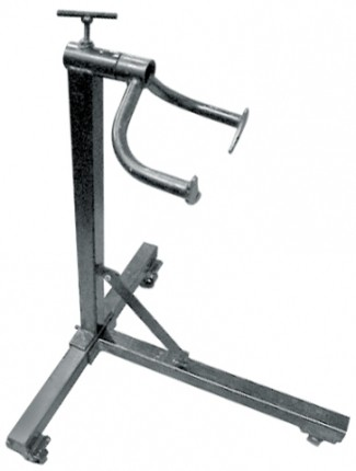 Heavy Duty VW Engine / Transmission Stand with rollers