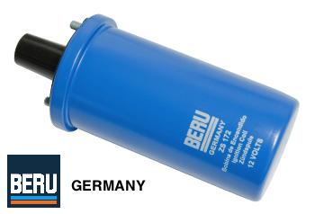 Beru Blue Ignition Coil, 12 Volt German