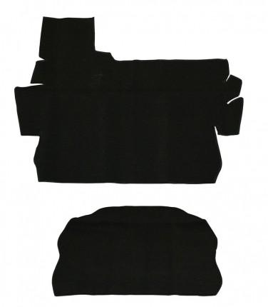 trunk lining carpet SB 73-79 & SB convertible black loop
