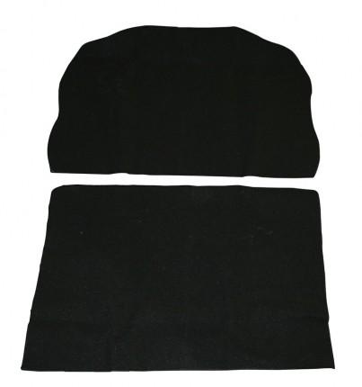 trunk lining carpet SB 71-72 & SB convertible black loop