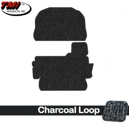 TMI Trunk Carpet Super Bug 75-79 charcoal