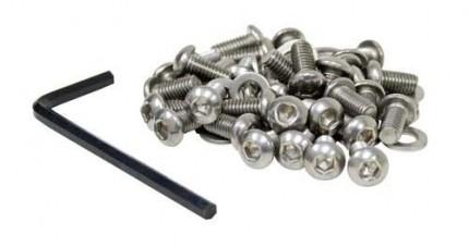 Shroud Screws Stainless Steel Button Head