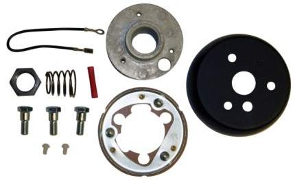 VW Beetle Steering Wheel Hub Adapter Kit 60-73 , 40 Spline